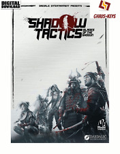 Shadow Tactics Blades of the Shogun STEAM Key Pc Code Blitzversand [DE] [EU]