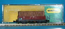 Minitrix Spur N 51325100 DB Omm32 Mittelbordwagen