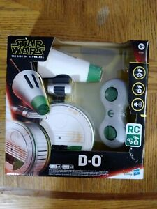 Star Wars DROID D-0 RC Remote Control Robot The Rise Of Skywalker  Brand New