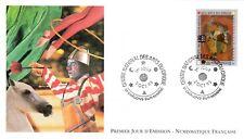 2833+ FDC ENVELOPPE 1er JOUR NUMISMATIQUE FR. CENTRE NATIONAL DES ARTS DU CIRQUE