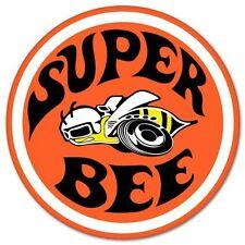 "Dodge Super Bee car styling emblem Vynil Car Sticker Decal   4"""
