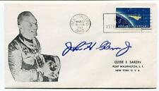 1962 Astronaut SIGNED John H. Glenn New Concord Project Mercury NASA USA