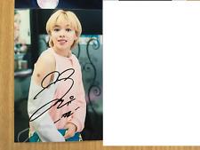 Twice Jeongyeon 4x6 Photo Korean autograph signed USA Seller KPOP E2