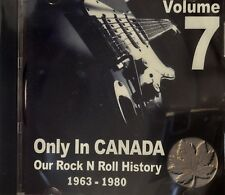 ONLY IN CANADA - Vol# 7 - 25 Tracks