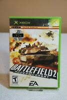 Battlefield 2: Modern Combat Video Game (Microsoft Xbox, 2005)