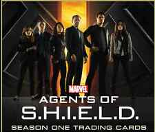 Marvel: Agents of S.H.I.E.L.D. Season One  Rittenhouse Archives - 2015 BASE SET