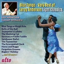 Ian Sutherland - Blue Tango - Very Best Of Leroy Anderson Light [New CD]