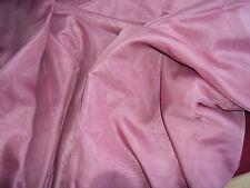 Querbehang Freihanddekoration Stoff transparent gesäumt rosa malve L/B 500 x145