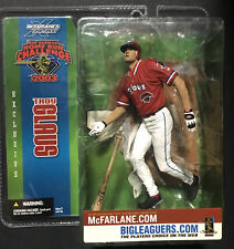 Troy Glaus and Derrek Lee Big League Home Run Challenge and Series 15 Mcfarlanes