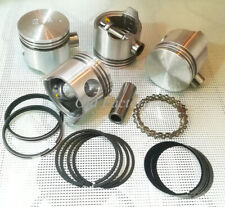 FIAT 600S 127 133 A112 850/903cc engine piston/rings set 66 mm NEW RECENTLY MADE