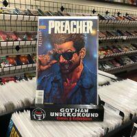 Preacher 3 Vol 1 Glenn Fabry 1st Print Cassiday Cover Art - Vertigo Comics 1995