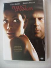 PERFECT STRANGER - DVD PAL EXCELLENT CONDITION - HALLE BERRY - BRUCE WILLIS