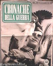 CRONACHE DELLA GUERRA 23 marzo 1940 Russia nel Baltico Hitler Mussolini Germania