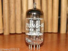 Vintage Tung Sol 12AU7 A ECC82 Stereo Tube Results = 2880/2600