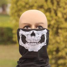 Skull Neoprene Winter Neck Warm Face Mask Veil Sport Motorcycle Ski Bike Bike