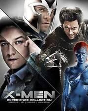 X-Men Quadrilogy Coll  Blu-Ray NEW