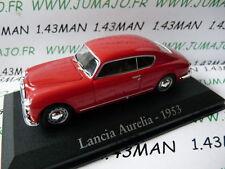coche 1/43 RBA Italia IXO : LANCIA AURELIA 1953
