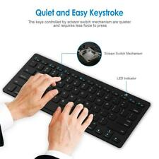 UNIVERSAL Bluetooth Wireless Ultra-Slim Keyboard all Bluetooth Enabled Devices