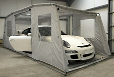 Car Storage System 5.5mx2.5m LARGE Cair-O-Port Indoor Ventilated with 12v fans