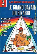 Les Dossiers Du Canard   N°36   Juil 1990 Le grand bazar du bizarre