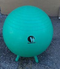 """Stability Ball 42cm (16"""") Green Witt Fitt Balancer,"""