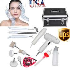 5in1 Galvanic Spray Vacuum HF Cleansing Beauty Facial Skin Spa Salon Machine USA