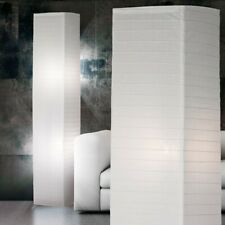 Papel Lámpara De Pie interruptor de pie Oficina Sala De Estar Iluminación torchiere Luz Blanca