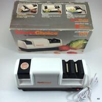 Chef's Choice Diamond Hone Knife Sharpener Professional 100 Heavy-Duty Model