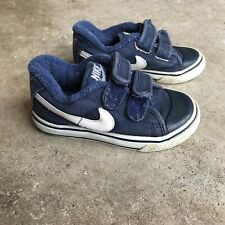 Vintage 1982 Nike Toddler Tennis Sneaker Shoes Size 5 RARE Collectors