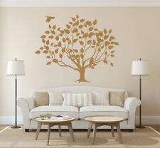 ik1340 Wall Decal Sticker bird tree living room bedroom