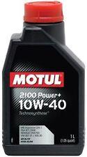 OLIO MOTORE AUTO MOTUL 2100 POWER + 10W40 TECHNOSYNTHESE 3 LITRI