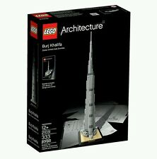 Lego ARCHITECTURE 21031 Burj Khalifa  brand new in box auseller
