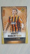 Topps Premier Club 2014-2015 Hull City Andrew Robertson Future Star Defender