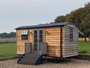 Shepherd Hut - Made To Order - Garden Room - Home Office - NEW! Built to spec.