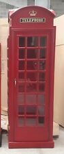 Replica British Phone Box - Full Size