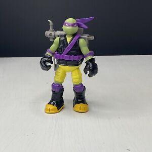 2012 Ooze Scoopin Donnie Donatello TMNT Nickelodeon  Playmates Toys 2012 Figure
