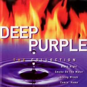 Deep Purple: The Collection - CD 1997 Compilation Classic Rock, HardRock