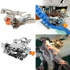 Shank Babylock Sewing Machine Ruffler Presser Foot For Brother Singer Janome