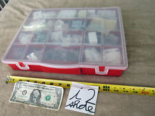 Parts organizer box and, blind, shade, window treatment hardware, Hunter Douglas