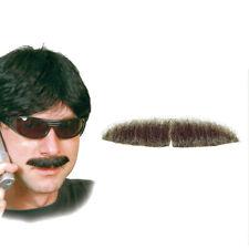 Fake Moustache Agent Beard For Stick Braun Fake Moustache Spy