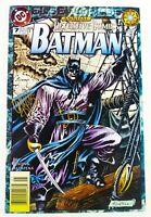 DC DETECTIVE COMICS (1993) Annual #7 SIGNED by Chuck DIXON w/COA VF Batman
