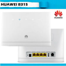 HUAWEI B315S-519 UNLOCKED 4G Band:B2/4/5/8/13/17 CPE LTE AWS 150Mbps WiFi Router