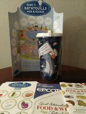 Disney Epcot Food Wine 2019 Remy Scavenger Hunt Insulated Tumbler Cup