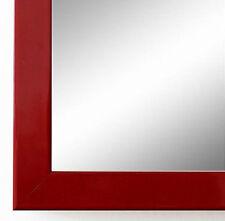 ESPEJO ESPEJO PARED Espejo Baño Pasillo Armario COMO Rojo Laca 2,0 Todas Tallas