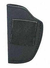 Ambidextrous 4in BBL Medium Frame: 21028 Gunmate 2in Belt Hip Holster Black