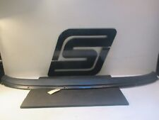 1998 Mitsubishi Eclipse GS-T Spyder OEM Center Rear Convertible Top Molding