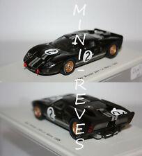 Spark Ford Mk2 N°2 Winner le Mans 1966 1/43 43lm66 0420