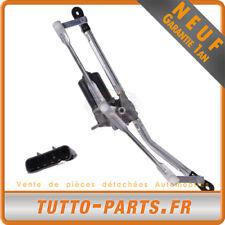 Tringlerie D'Essuie-Glace Avant Avec Moteur Fiat Punto De 1999 à 2012  46524670