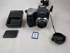 Kodak EasyShare DX6490 4.0MP Digital Camera w/32 gig SD Card - Black S3