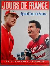 ►JDF 86/1956-TOUR DE FRANCE- CHARLY GAUL- RAPHAËL GEMINIANI-PEUGEOT-JACK SPOT...